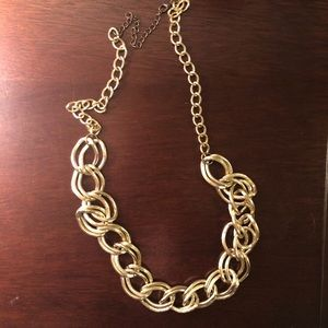 Gold Chain Necklace!